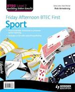 Friday Afternoon BTEC First Sport Resource Pack + CD