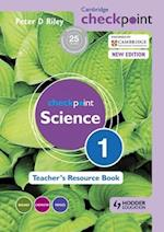 Cambridge Checkpoint Science Teacher's Resource Book 1