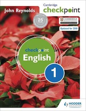 Bog, paperback Cambridge Checkpoint English Student's Book 1 af John Reynolds