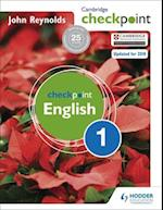 Cambridge Checkpoint English Student's Book 1 af John Reynolds