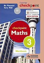 Cambridge Checkpoint Maths Workbook 3 (Cambridge Checkpoint)