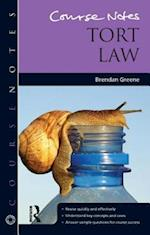 Course Notes: Tort Law (Course Notes)