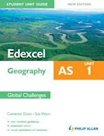 Edexcel as Geography af Sue Warn