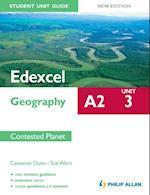 Edexcel A2 Geography af Sue Warn
