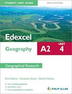 Edexcel A2 Geography Student Unit Guide New Edition: Unit 4 Contemporary Geographical Issues af David Holmes, Cameron Dunn, Kim Adams