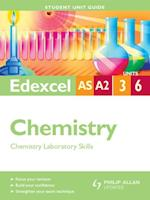 Edexcel AS/A2 Chemistry Student Unit Guide: Units 3 and 6 Chemistry Laboratory Skills af George Facer