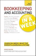 Bookkeeping And Accounting In A Week af Roger Mason
