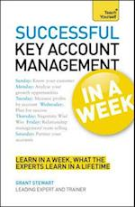 Teach Yourself Successful Key Account Management in a Week (Teach Yourself)