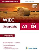WJEC A2 Geography Student Unit Guide New Edition af Sue Warn