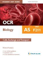 OCR as Biology Student Unit Guide af Richard Fosbery