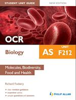 OCR AS Biology Student Unit Guide New Edition