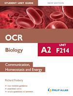 OCR A2 Biology