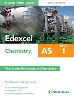 Edexcel AS Chemistry Student Unit Guide New Edition af George Facer