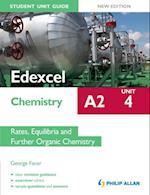 Edexcel A2 Chemistry Student Unit Guide New Edition af George Facer