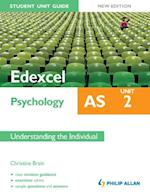 Edexcel AS Psychology Student Unit Guide New Edition