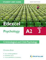 Edexcel A2 Psychology Unit 3