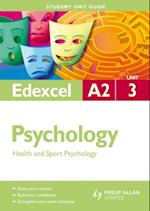 Edexcel A2 Psychology Student Unit Guide: Unit 3 New Edition          Criminological and Child Psychology (Student Unit Guides)