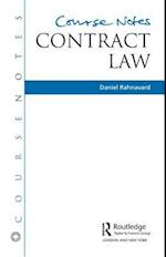 Course Notes: Contract Law (Course Notes)