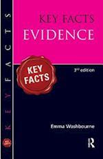 Key Facts Evidence (Key Facts)