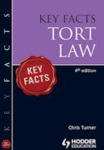 Key Facts Tort (Key Facts)