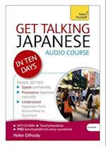 Get Talking Japanese in Ten Days Beginner Audio Course