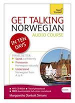 Get Talking Norwegian in Ten Days Beginner Audio Course