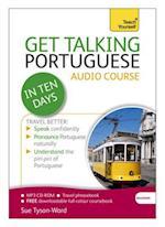 Get Talking Portuguese in Ten Days Beginner Audio Course