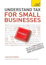 Understand Tax for Small Businesses: Teach Yourself Ebook Epub (Teach Yourself)
