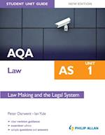 AQA Law AS Student Unit Guide