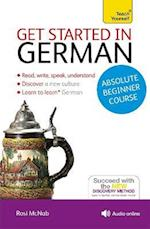 Teach Yourself Get Started in German (Teach Yourself)