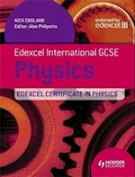 Edexcel International GCSE and Certificate Physics Student's Book & CD af Nick England
