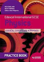 Edexcel International GCSE and Certificate Physics Practice Book af Nick England