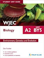 WJEC Biology A2 Student Unit Guide: Unit BY5 eBook                    Environment, Genetics and Evolution af Dan Foulder