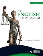 English Legal System, 7th Edition