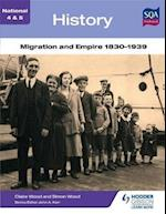 National 4 & 5 History: Migration and Empire 1830-1939 af Simon Wood
