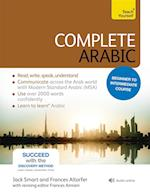 Complete Arabic Beginner to Intermediate Course (Teach Yourself¹Complete Courses)
