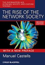 Rise of the Network Society, With a New Preface af Manuel Castells