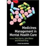 Medicines Management in Mental Health Care