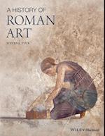 A History of Roman Art af Steven L. Tuck