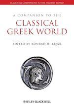 Companion to the Classical Greek World (Blackwell Companions to the Ancient World)