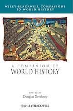 A Companion to World History af Douglas Northrop