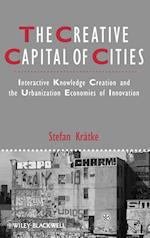 The Creative Capital of Cities af Stefan Kratke