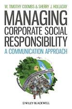 Managing Corporate Social Responsibility