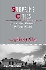 Subprime Cities (Studies in Urban and Social Change)