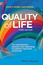 Quality of Life - the Assessment, Analysis and    Reporting of Patient-reported Outcomes 3E