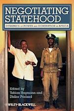 Negotiating Statehood (Development and Change Special Issues)