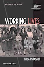 Working Lives (Rgs-Ibg Book Series)