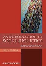 Introduction to Sociolinguistics (Blackwell Textbooks in Linguistics)