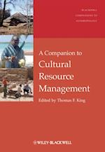 Companion to Cultural Resource Management