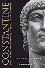 Constantine af Timothy Barnes
